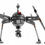 Lego 2013 Homing Spider Droid 75016