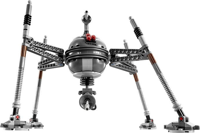 Lego 2013 Homing Spider Droid 75016 on lego monster fighters sets