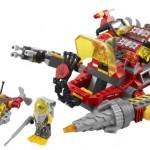 Lego Atlantis Deep Sea Raider 7984
