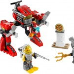 Lego Atlantis Seabed Strider 7977