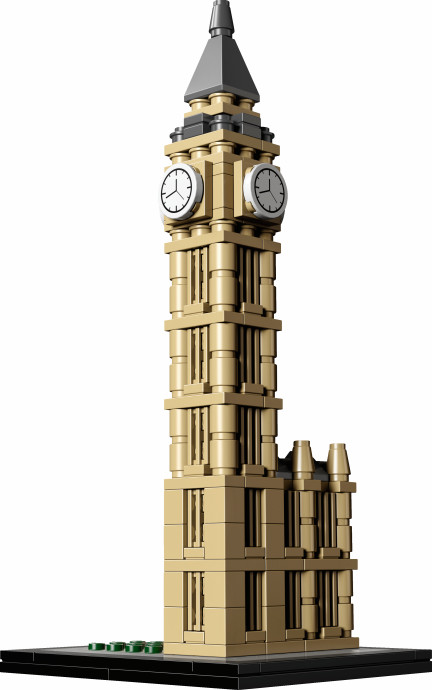 Lego Big Ben 21013 Architecture Set