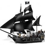 Lego Black Pearl 4184