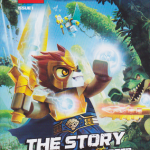 Lego Chima Comic Issue 1 Cover