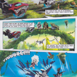 Lego Chima Comic Issue 1 Page 3
