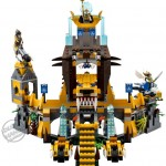 Lego Chima Lion Chi Temple 70010