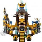 Lego Chima Lion Chi Temple 70010