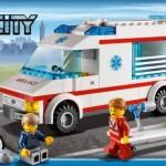 Lego City 2012 Ambulance