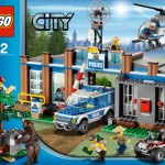 Lego City 2012 Forest Police Station