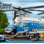 Lego City 2012 Heavy Lift Helicopter
