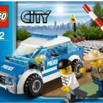 Lego City 2012 Patrol Car