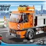 Lego City 2012 Tipper Truck