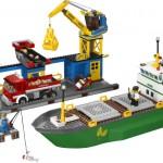 Lego City Harbor 2011