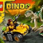 Lego Dino Ambush Attack 5882 Box