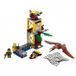 Lego Dino Tower Takedown 5883